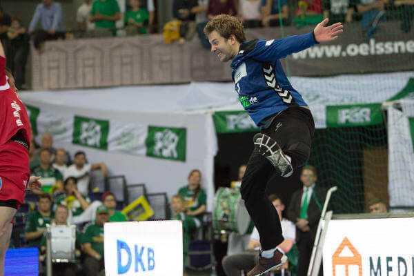 Handball kompakt: Jens Vortmann (SC DHfK Leipzig) - Foto: SC DHfK Leipzig