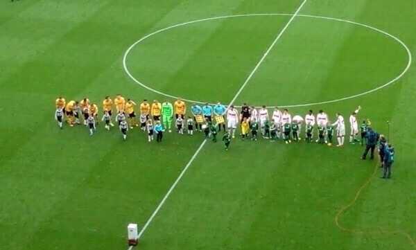 "Dynamo Dresden deklassierte VfB Stuttgart mit ""perfektem"" Kantersieg-Tag - Foto: SPORT4FINAL"