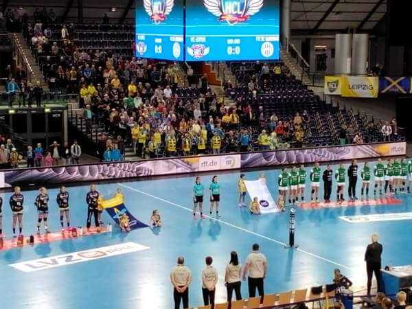 Handball Champions League: HC Leipzig katatrophal gegen FTC Budapest - Foto: SPORT4FINAL