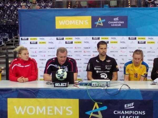 Handball Champions League: HC Leipzig bezwang kämpferisch Astrachan. Shenia Minevskaja verletzt 116