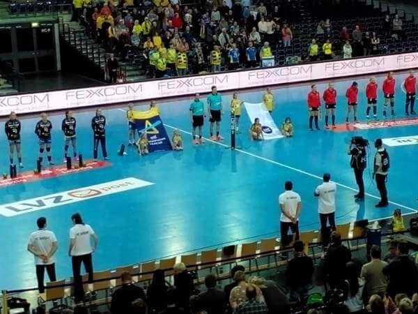 "Handball Champions League: HC Leipzig unterlag Vardar Skopje im ""David-gegen-Goliath""-Match 112"