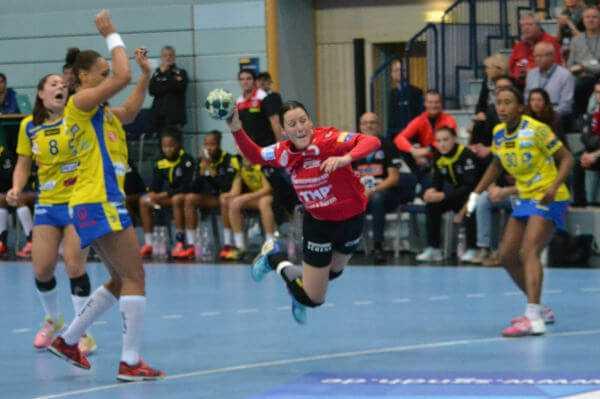 Handball Champions League: Thüringer HC bezwang Metz Handball 113