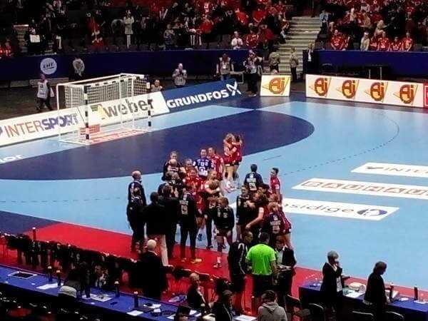 Handball EM 2016: Norwegen schlug Frankreich. Finale gegen Niederlande - Foto: SPORT4FINAL