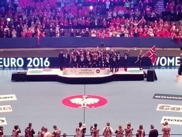 Handball EM 2016: Norwegen begeisternder Europa-Champion gegen starke Niederlande - Foto: SPORT4FINAL