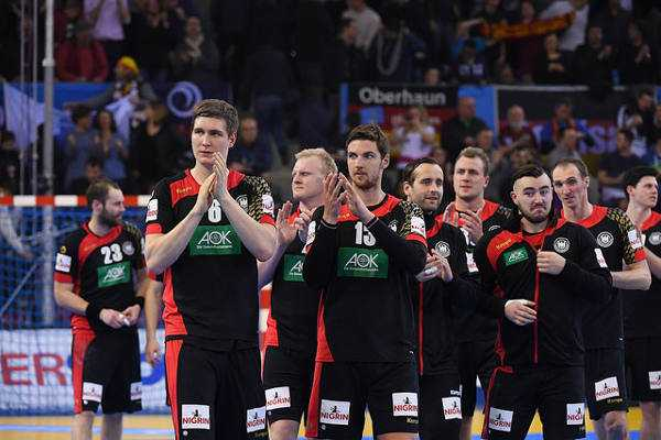 "Handball WM 2017: Deutschlands ""bad boys"" vor Katar-Hürde im Achtelfinale - Foto: France Handball"