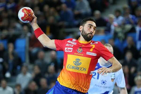 Valero Rivera (Spanien) - Handball WM 2017: Spanien drehte Match gegen Island in Gruppe B - Foto: France Handball