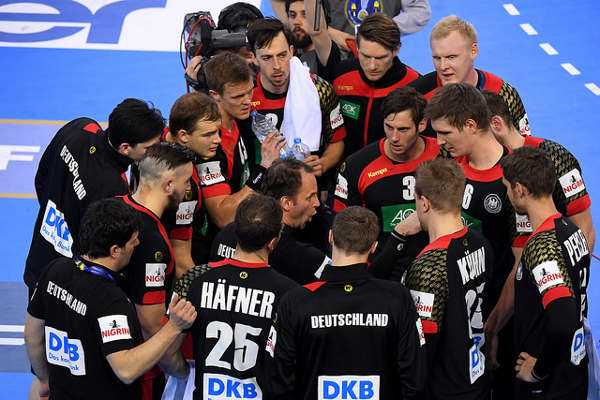 Deutschlands bad boys gegen Kroatien - Handball WM 2017 Frankreich: Bilanz der Vorrunde. Top-Favoriten. Deutschland beste Verteidigung - Foto: France Handball