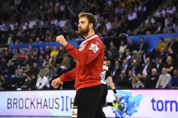 "Andreas Wolff (Deutschland) - Handball WM 2017: Deutschlands bad boys dominierten Kroatien. Andreas Wolff ""Man of the Match"" - Foto: France Handball"