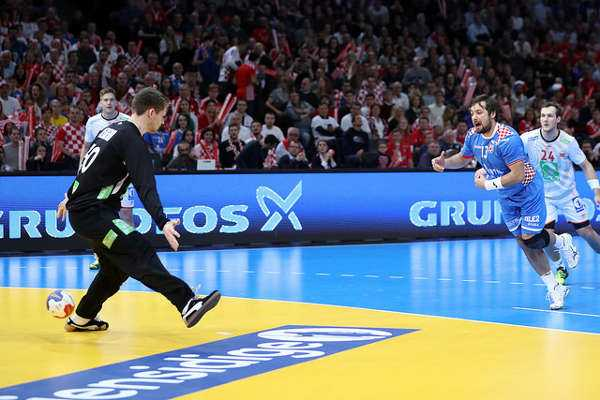 kroatien norwegen handball