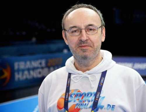 Handball WM 2017: SPORT4FINAL-Redakteur Frank Zepp live aus der AccorHotels Arena Paris.