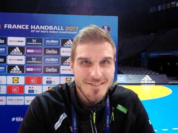 Handball WM 2017 Video: Bjarte Myrhol (Norwegen) im SPORT4FINAL-Interview - Foto: SPORT4FINAL