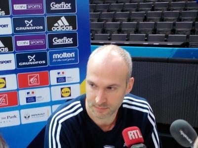 Handball WM 2017 Video: Thierry Omeyer (Frankreich) im SPORT4FINAL-Interview - Foto: SPORT4FINAL