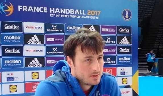 Handball WM 2017: Domagoj Duvnjak (Kroatien) im SPORT4FINAL-Interview - Foto: SPORT4FINAL