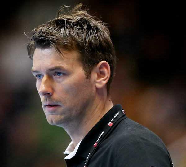 Handball EM 2018: Christian Prokop - Foto: Joachim Schuetz (http://www.stregspiller.com)