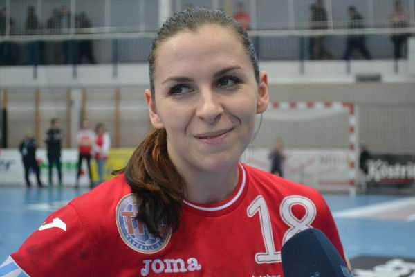 Thüringer HC: Iveta Luzumova wechselt nach Neckarsulm - Foto: Hans-Joachim Steinbach / Thüringer HC