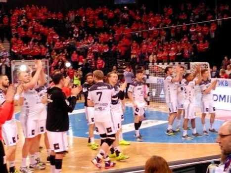 DHB Pokal Final Four 2017: SC DHfK Leipzig gegen THW Kiel - Foto: SPORT4FINAL