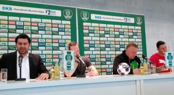 """SC DHfK Leipzig – Michael Biegler: Karsten Günther """"Team kontinuierlich weiter entwickeln"""" - Foto: SPORT4FINAL"""