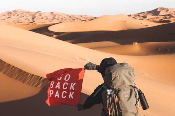 """Jack Wolfskin mit Video Wettbewerb """"Go Backpack"""" - Sponsored Video - Foto: Jack Wolfskin"""