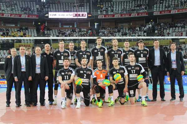 Volleyball Champions League Final Four: BR Volleys auf Platz vier - Foto: BR Volleys