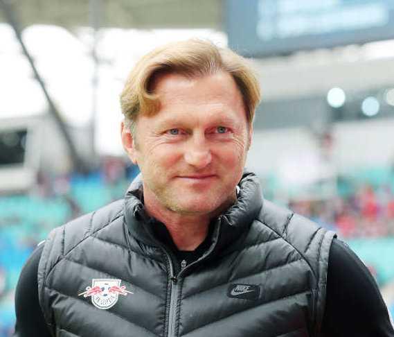 Deutsche Bundesliga, RasenBallsport Leipzig vs. FC Ingolstadt 04 - Ralph Hasenhüttl (RB Leipzig) - Foto: GEPA pictures/Sven Sonntag