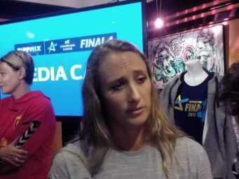 Handball Frauen EHF Champions League: Camilla Herrem (Vardar Skopje) im SPORT4FINAL-Video-Interview - Foto: SPORT4FINAL