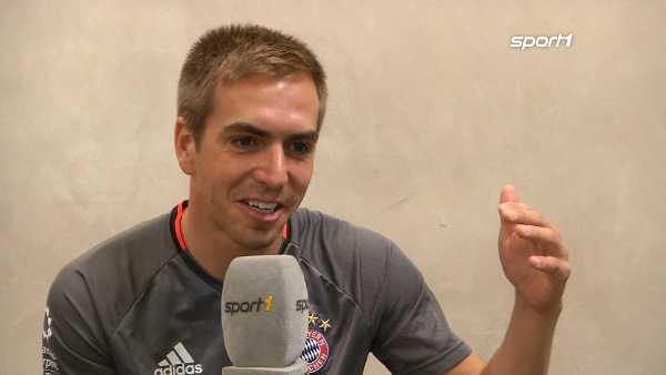 Philipp Lahm im SPORT1-Interview: Claudio Pizarro ist Schafkopf-König des FC Bayern München - Copyright: SPORT1