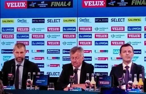 Handball VELUX EHF FINAL4: EHF-Präsident Michael Wiederer im SPORT4FINAL-Interview 7