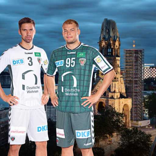 Handball Vereins WM: Füchse Berlin - Fabian Wiede - Paul Drux - Foto: Füchse Berlin