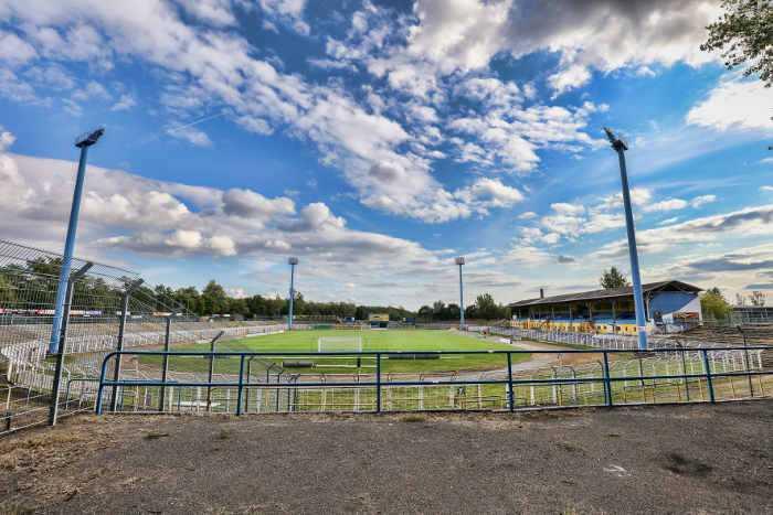 1. FC Lok Leipzig - Bruno-Plache-Stadion - Foto: 1. FC Lokomotive Leipzig