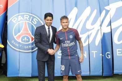 Paris Saint-Germain – Neymar – Foto: Paris Saint-Germain