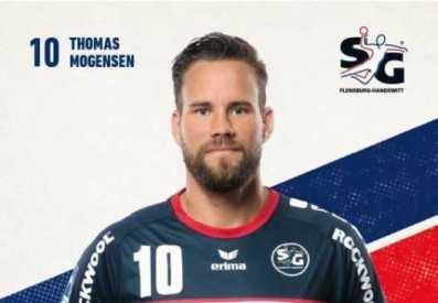 Thomas Mogensen - Foto: SG Flensburg-Handewitt