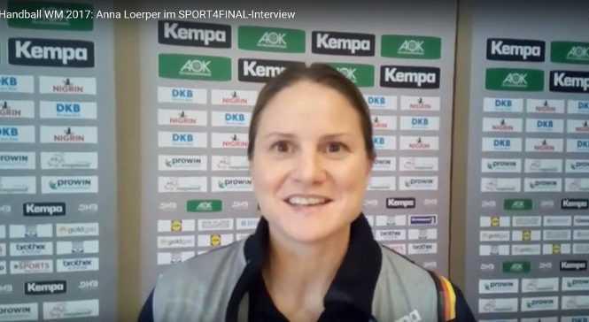 Anna Loerper - Handball WM 2017 Deutschland - DHB - Ladies - Weltmeisterschaft - Foto: SPORT4FINAL