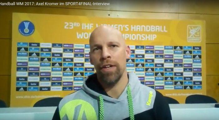 Axel Kromer - Handball WM 2017 Deutschland - DHB – DHB-Vorstand Sport - Ladies - Weltmeisterschaft - Foto: SPORT4FINAL