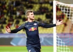 Fußball, UEFA Champions League, AS Monaco vs. RasenBallsport Leipzig - Timo Werner (RB Leipzig) - Foto: GEPA pictures/Roger Petzsche