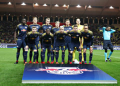 Fußball, UEFA Champions League, AS Monaco vs. RasenBallsport Leipzig - RB Leipzig - Foto: GEPA pictures/Roger Petzsche