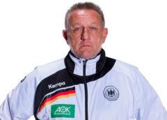 Handball WM 2017 Deutschland - Bundestrainer Michael Biegler - DHB - Foto: Sascha Klahn/DHB