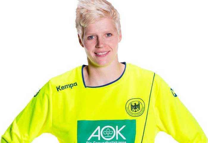 Clara Woltering - Handball WM 2017 - Deutschland - DHB - Ladies - Nationalmannschaft - Foto: Sascha Klahn/DHB