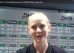 Kim Naidzinavicius - Handball WM 2017 Deutschland - DHB - Ladies - Weltmeisterschaft - Foto: SPORT4FINAL LIVE