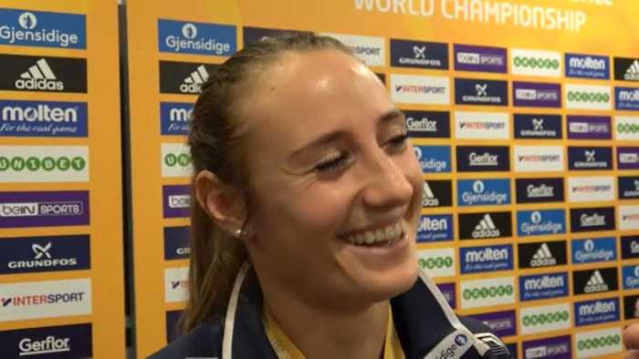 Camilla Herrem - Norwegen - Handball WM 2017 Deutschland – WM-Finale Norwegen vs. Frankreich - Foto: Jansen Media