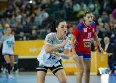 Svenja Huber - Handball WM 2017 Deutschland - Serbien vs. Deutschland - Foto: Jansen Media