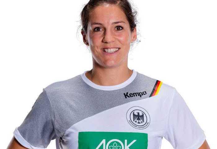 Isabell Klein - Handball WM 2017 Deutschland - DHB - Ladies - Foto: Sascha Klahn/DHB