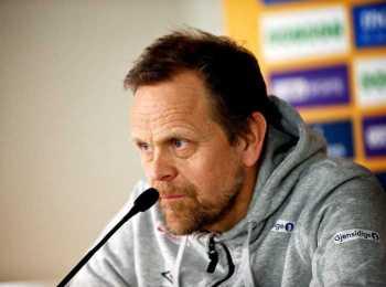Thorir Hergeirsson - Norwegen - Handball WM 2017 Deutschland - Pressekonferenz am 14.12.2017 in Hamburg - Foto: Joachim Schütz (http://www.stregspiller.com)