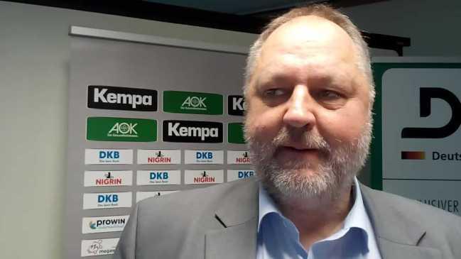 """Handball WM 2017 Deutschland: Andreas Michelmann """"Ziel: Weltspitze in 6 bis 8 Jahren"""" - Foto: SPORT4FINAL"""