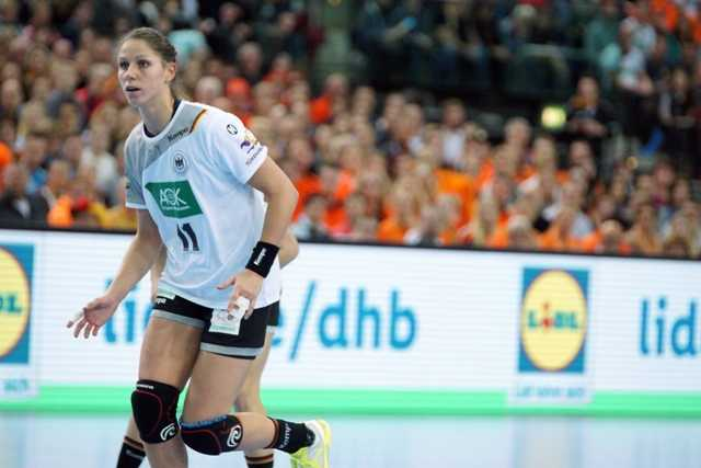 Xenia Smits - Handball WM 2017 - Deutschland vs. Niederlande - Arena Leipzig - Foto: Jansen Media