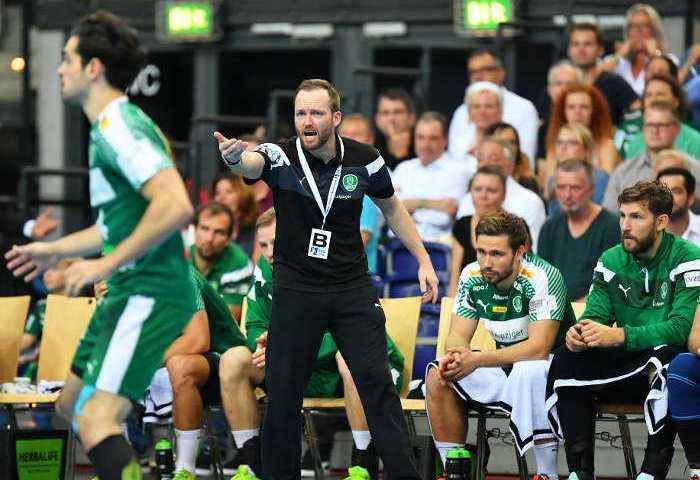 Andre Haber - SC DHfK Leipzig - DHB - Bundestrainer - Junioren - Foto: Rainer Justen