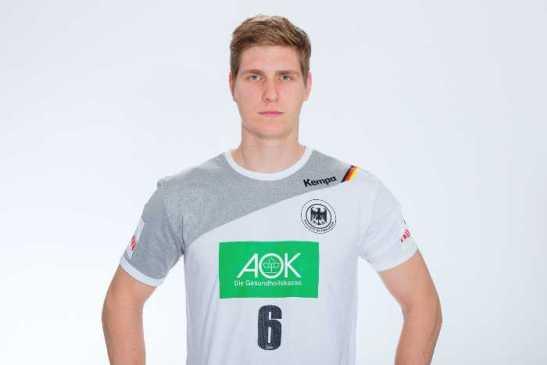 Handball EM 2018 – Finn Lemke - DHB - Deutschland - bad boys – MT Melsungen - Foto: Sascha Klahn/DHB