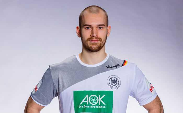 Handball EM 2018 – Maximilian Janke - DHB - Deutschland - bad boys - SC DHfK Leipzig - Foto: Sascha Klahn/DHB