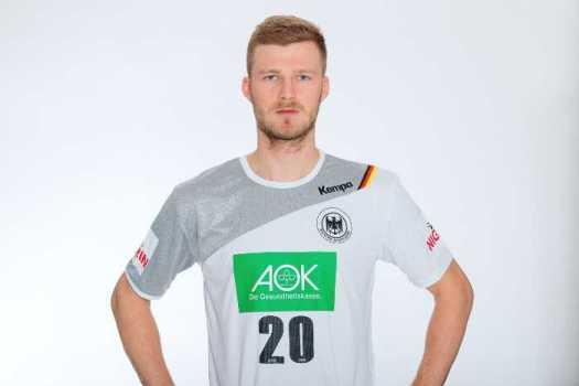 Handball EM 2018 – Philipp Weber - DHB - Deutschland - bad boys - SC DHfK Leipzig - Foto: Sascha Klahn/DHB