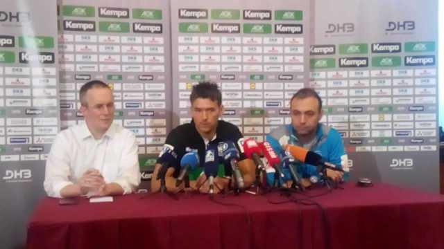 Handball EM 2018 Christian Prokop zu Montenegro - Foto: SPORT4FINAL