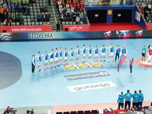 Handball EM 2018 - Slowenien vs. Deutschland - EHF EURO - Foto: SPORT4FINAL